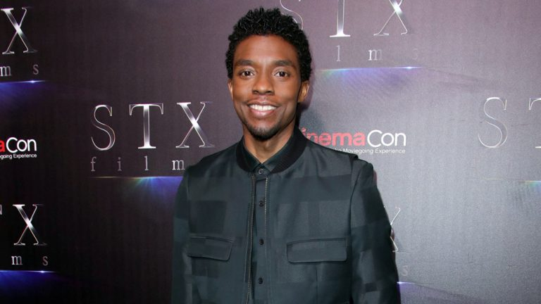 Black Panther Actor, Chadwick Boseman